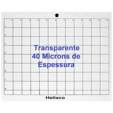 6 Bases de corte Silhouette Cameo A4 Paisagem C/cola 40mm