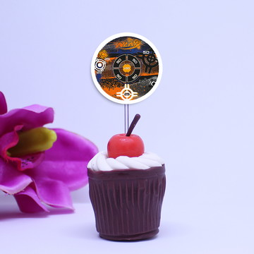Colher para doce - Nerf