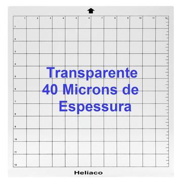 5 Bases de corte para Silhouette Cameo 30x30 COM Cola - 40mm