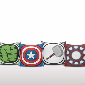 Almofada Personalizada Super Herois