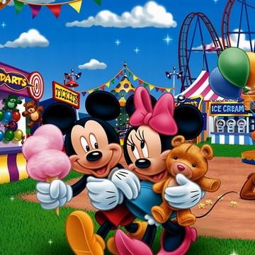 Painel Festa Infantil Mickey