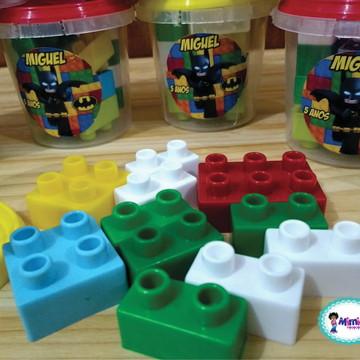 Mini Kit Lego Batman Lego - Fazemos Vários Temas