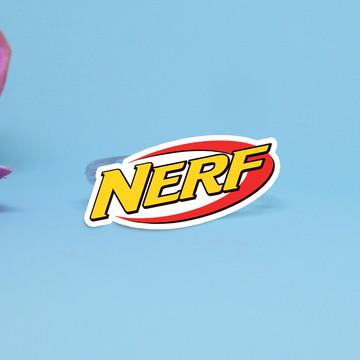 Porta-guardanapo individual - Nerf