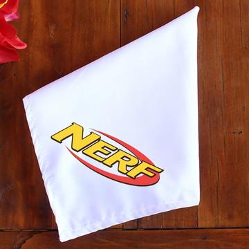 Guardanapo de tecido sublimado - Nerf