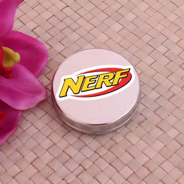 Latinha mint to be com adesivo - Nerf