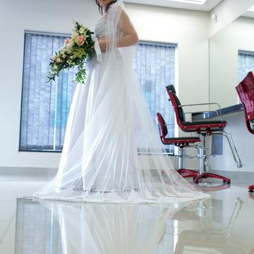 Véu de Noiva Bruna