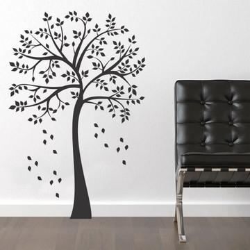 Adesivo de Parede Árvore da Terra