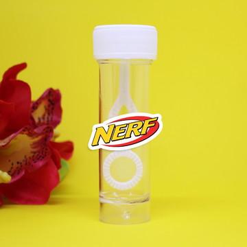 Tubo bolha de sabão - Nerf