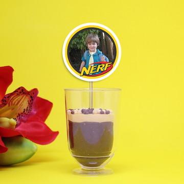 Colher para doce com foto - Nerf