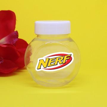 Mini-baleiro de plástico – Nerf
