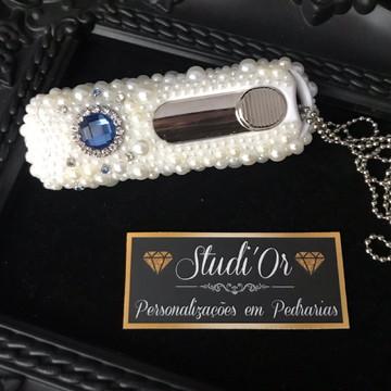 Carimbo luxo Personalizado Pocket