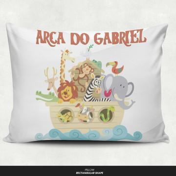 Almofada personalizada Arca de Noé