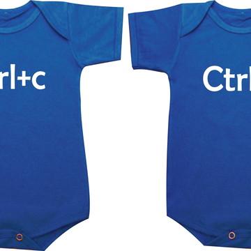 Body de Gêmeos - Ctrl+c e Ctrl+v