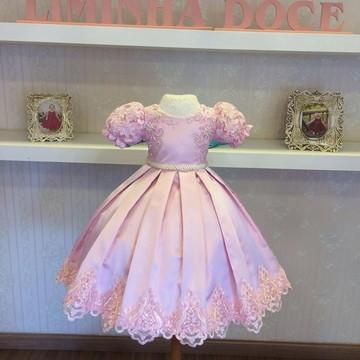 Vestido para Festa de Bonecas - Infantil