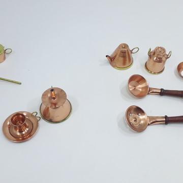 Miniatura em cobre II