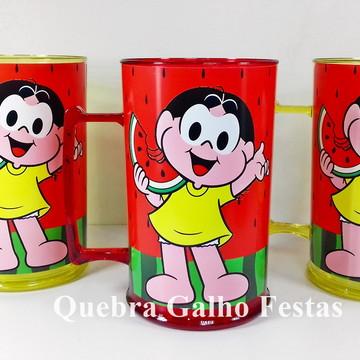 Caneca Magali Lembrancinhas Personalizadas 400Ml Colorida