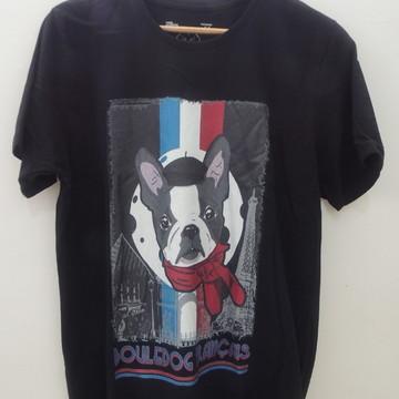 Camiseta Bulldog Francês – Origem França