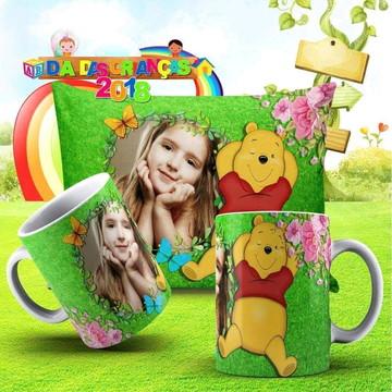 Kit Almofada e Canecas Dia das Crianças 06