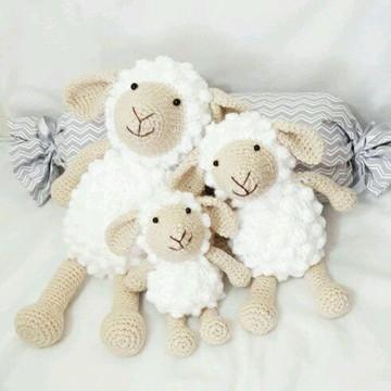Chá de bebê ovelhinhas - decoração