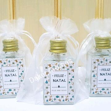Mini aromatizador difusor vidro 30ml Natal