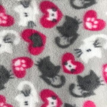 Manta em Soft para gatos