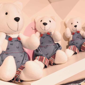 Ursos para decoração - PRONTA ENTREGA