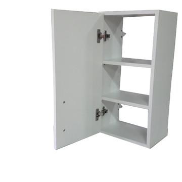 Armário Nicho Decorativo Branco 30x60x15cm 100% MDF