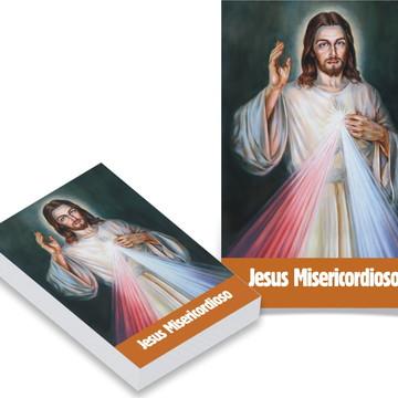 JESUS MISERICORDIOSO A - BLOCO DE ANOTAÇÕES