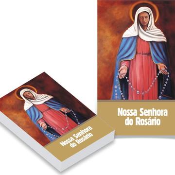 NOSSA SENHORA DO ROSÁRIO - BLOCO DE ANOTAÇÕES