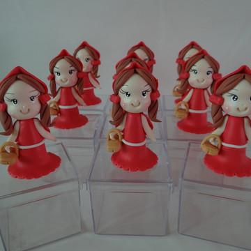 Caixa Acrílica Chapeuzinho Vermelho