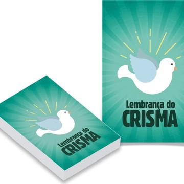 CRISMA - BLOCO DE ANOTAÇÕES
