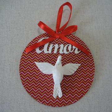 Mandala Amor para o Natal