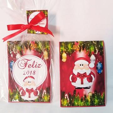 Bloquinho Personalizado Natal/Ano novo/ Brinde corporativo