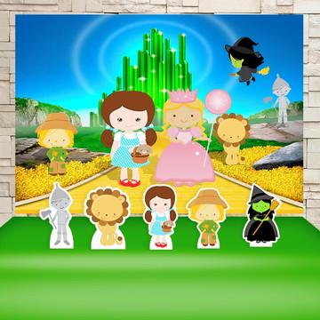 Kit Festa Magico de Oz