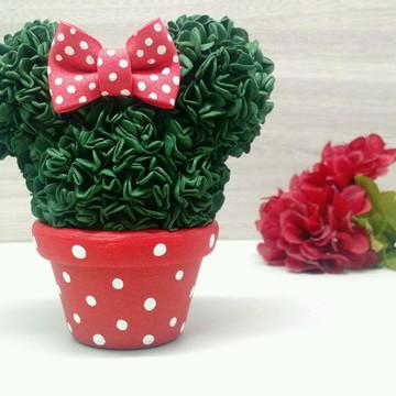 Vasinhos Decorativos Minnie