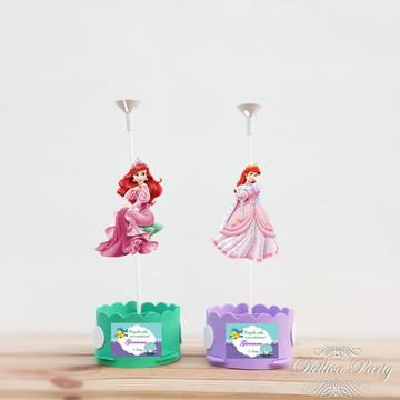 Centro de mesa Princesa Ariel