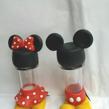 Mine tubete tema Mickey e minnie