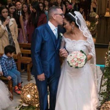 Buque noiva moderna
