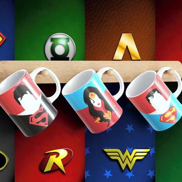 Caneca Super Herói