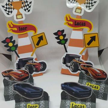 Kit Festa Hot Wheels