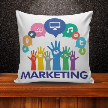 Almofada Marketing