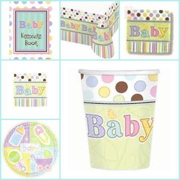Kit decoração Chá de Bebê - Litle Duck 1