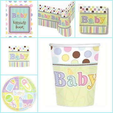 Kit decoração Chá de Bebê - Litle Duck 2