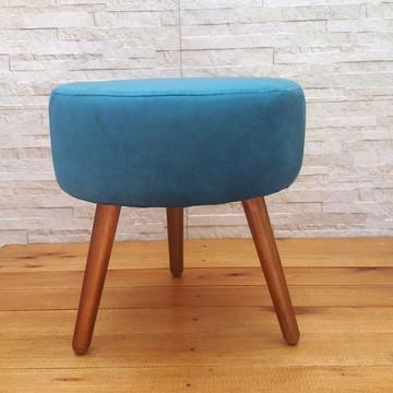 Puff Classic - Azul Bondi