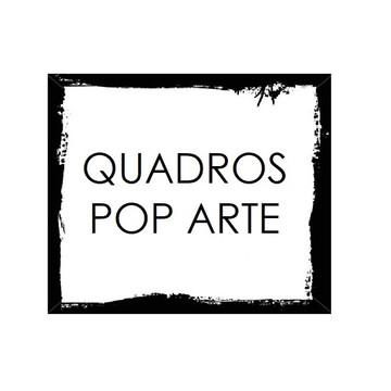 COLEÇÃO QUADROS POP ARTE