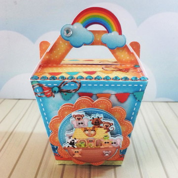 Sushi arca de Noé