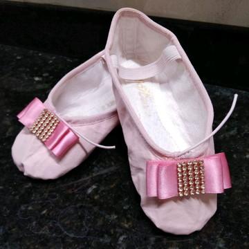 8396d94ade Sapatilha de Ballet