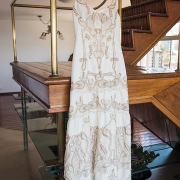 Vestido de casamento Boho Chic