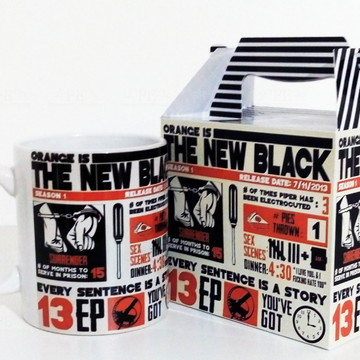 Caneca Orange Is The New Black 2