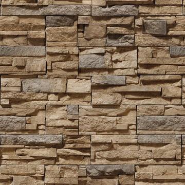 Papel Parede Autocolante Pedras sob Mosaico Tamanhos Diverso